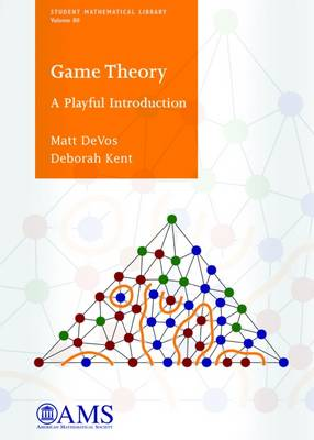 Game Theory: A Playful Introduction - Student Mathematical Library (Paperback)
