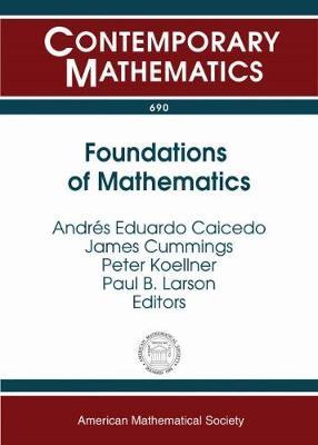 Foundations of Mathematics - Contemporary Mathematics (Paperback)