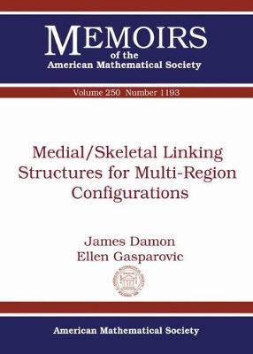 Medial/Skeletal Linking Structures for Multi-Region Configurations - Memoirs of the American Mathematical Society (Paperback)