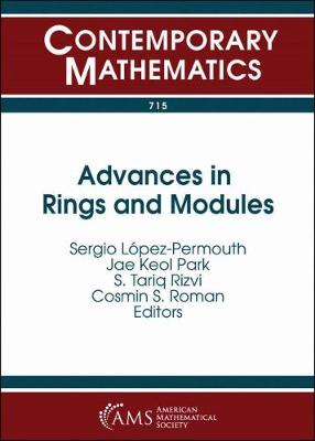 Advances in Rings and Modules - Contemporary Mathematics (Paperback)