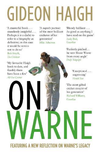 On Warne (Paperback)