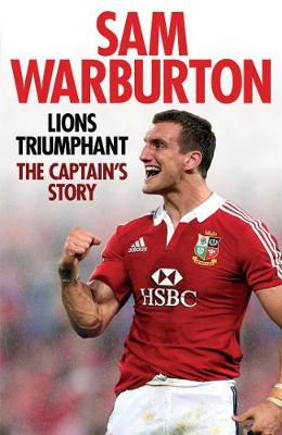 Cover of the book, Lions Triumphant: The Captain's Story.