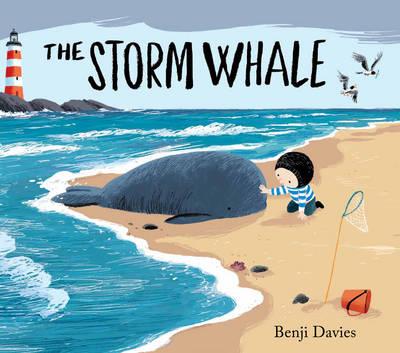 The Storm Whale (Hardback)