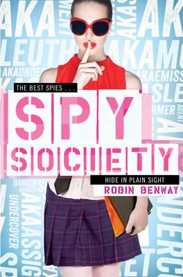 Spy Society: An AKA Novel (Paperback)