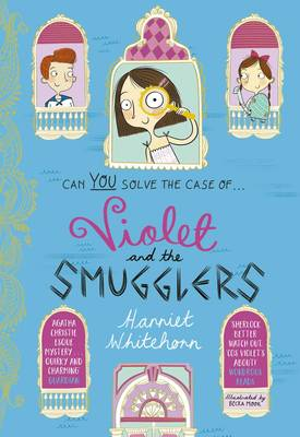Violet and the Smugglers (Paperback)