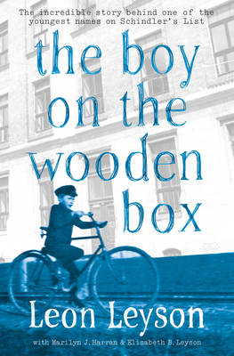 The Boy on the Wooden Box: How the Impossible Became Possible . . . on Schindler's List (Paperback)
