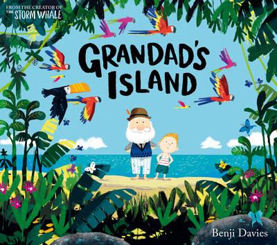 Grandad's Island (Paperback)