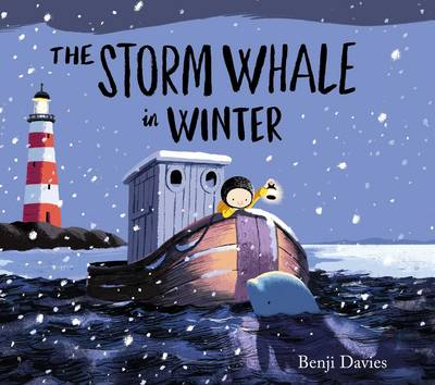 The Storm Whale in Winter (Paperback)