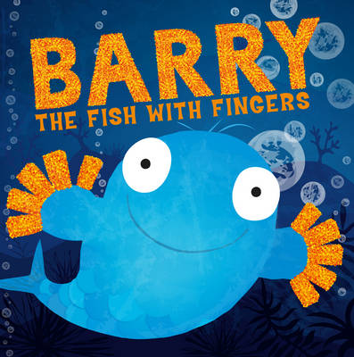 Barry the Fish with Fingers (Board book)