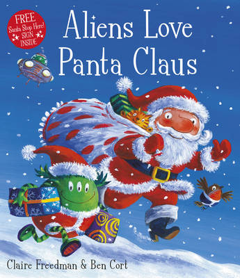 Aliens Love Panta Claus (Paperback)