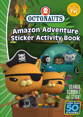 Octonauts: Amazon Adventure Sticker book - OCTONAUTS (Paperback)