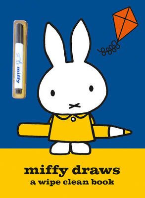 Miffy Draws: Wipe Clean Activity Book - MIFFY (Paperback)
