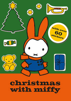 Christmas with Miffy: Sticker Activity Book - MIFFY (Paperback)