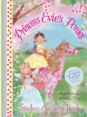 Princess Evie Sticker Activity Book (Paperback)
