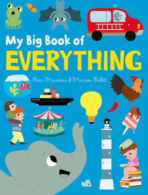 My Big Book of Everything (Board book)