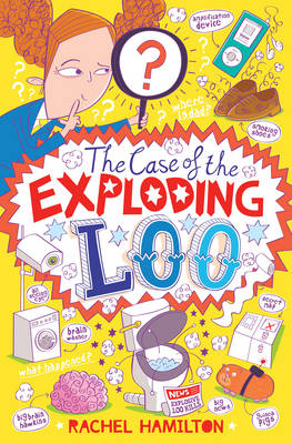 The Case of the Exploding Loo (Paperback)