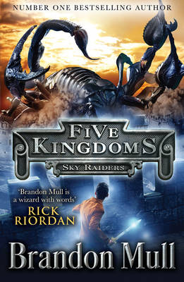 Five Kingdoms: Sky Raiders (Paperback)