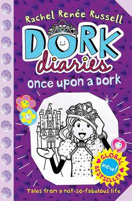 Dork Diaries: Once Upon a Dork - Dork Diaries (Hardback)