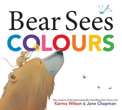 Bear Sees Colours (Paperback)