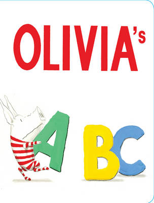 Olivia's ABC (Board book)
