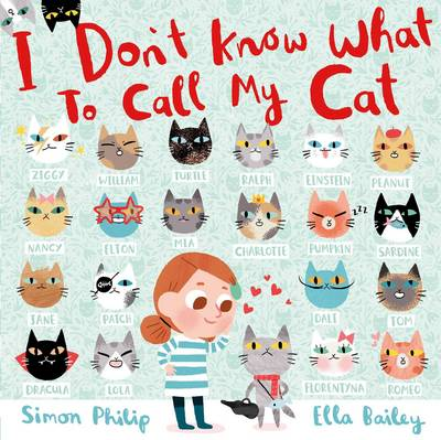 I Don't Know What to Call My Cat (Hardback)