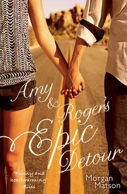 Amy & Roger's Epic Detour (Paperback)