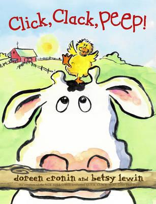 Click, Clack Peep! (Paperback)