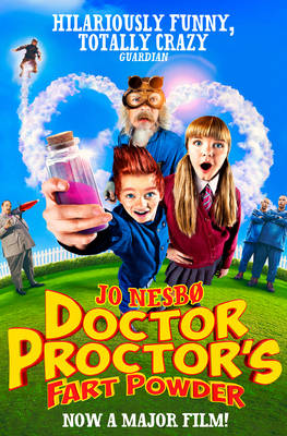Doctor Proctor's Fart Powder (Paperback)