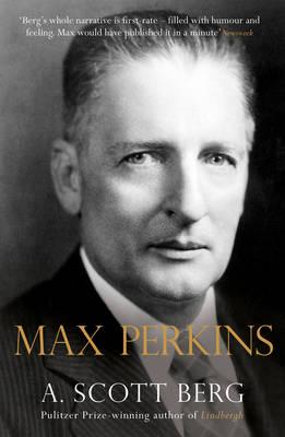 Max Perkins: Editor of Genius (Paperback)