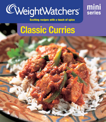 Weight Watchers Mini Series: Classic Curries - WEIGHT WATCHERS (Paperback)