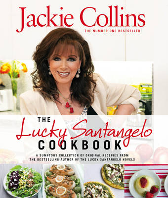 The Lucky Santangelo Cookbook (Hardback)