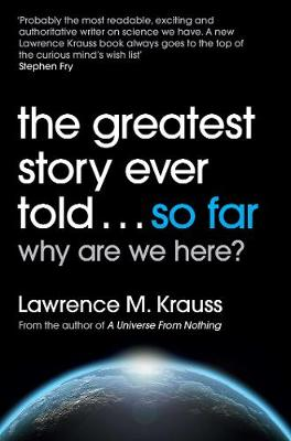 The Greatest Story Ever Told...So Far (Paperback)