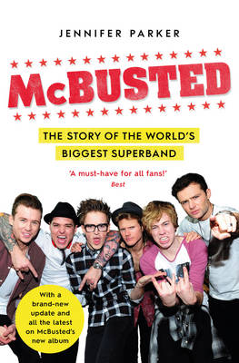 McBusted: The Story of the World's Biggest Super Band (Paperback)