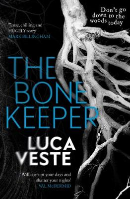 The Bone Keeper: An unputdownable thriller; you'll need to sleep with the lights on (Paperback)