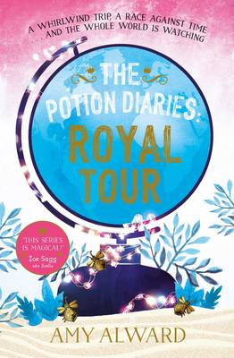 The Potion Diaries: Royal Tour - The Potion Diaries 2 (Paperback)