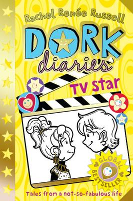 Dork Diaries: TV Star - Dork Diaries 7 (Paperback)