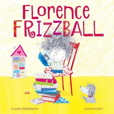 Florence Frizzball (Hardback)