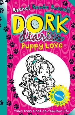 Dork Diaries Puppy Love By Rachel Renee Russell Waterstones