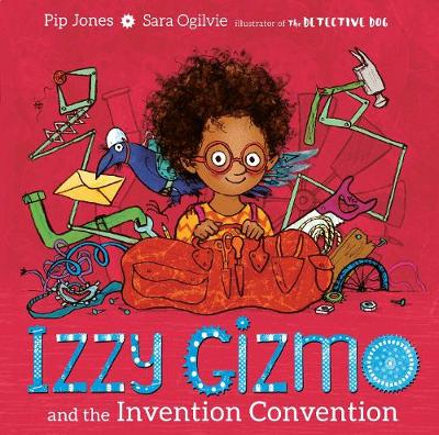 Izzy Gizmo and the Invention Convention (Paperback)