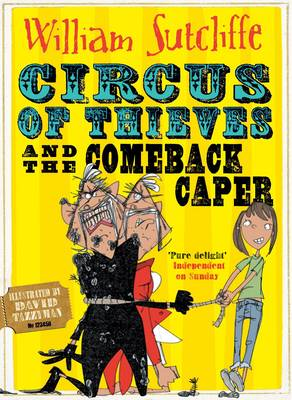 Circus of Thieves and the Comeback Caper (Paperback)
