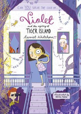 Violet and the Mystery of Tiger Island (Paperback)