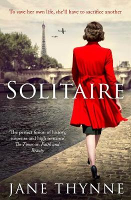 Solitaire: A captivating novel of intrigue and survival in wartime Paris (Paperback)