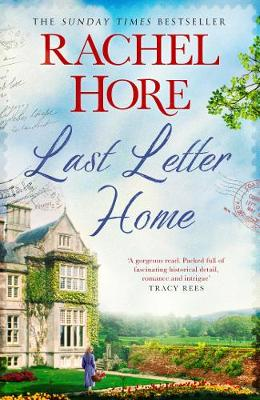 Last Letter Home (Hardback)