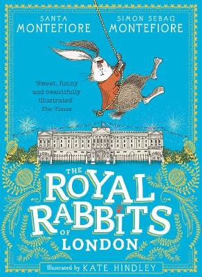 The Royal Rabbits Of London (Paperback)