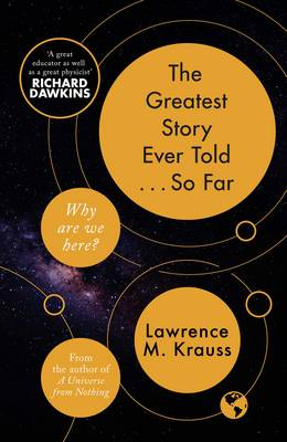 The Greatest Story Ever Told...So Far (Hardback)