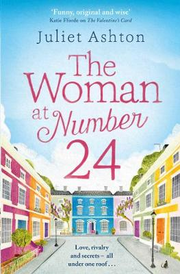 The Woman at Number 24 (Paperback)