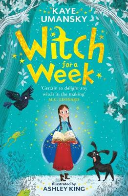 Witch for a Week (Paperback)