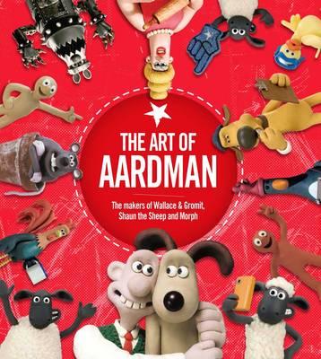 The Art of Aardman (Hardback)