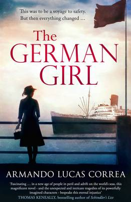 The German Girl (Hardback)