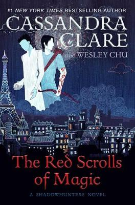 The Red Scrolls of Magic - The Eldest Curses (Hardback)